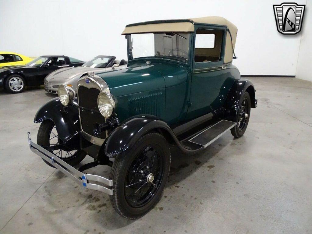 1929 Ford Model A Model