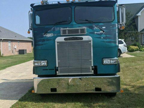 1987 Freightliner FLT Cabover truck [custom stretched] for sale