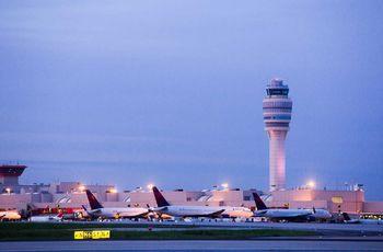 Atlanta Hartsfield Int'l Airport