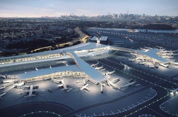 New York LaGuardia International Airport