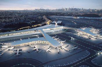 New York LaGuardia International Airport