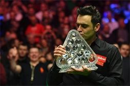 Image for Ronnie O'Sullivan