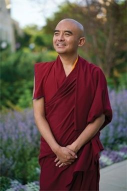 Image for Yongey Mingyur Rinpoche