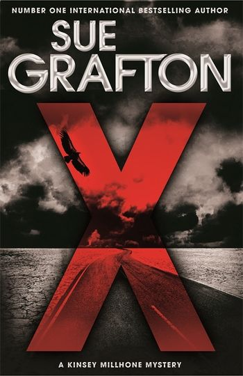 X by Sue Grafton - 9781447260172 - Pan Macmillan