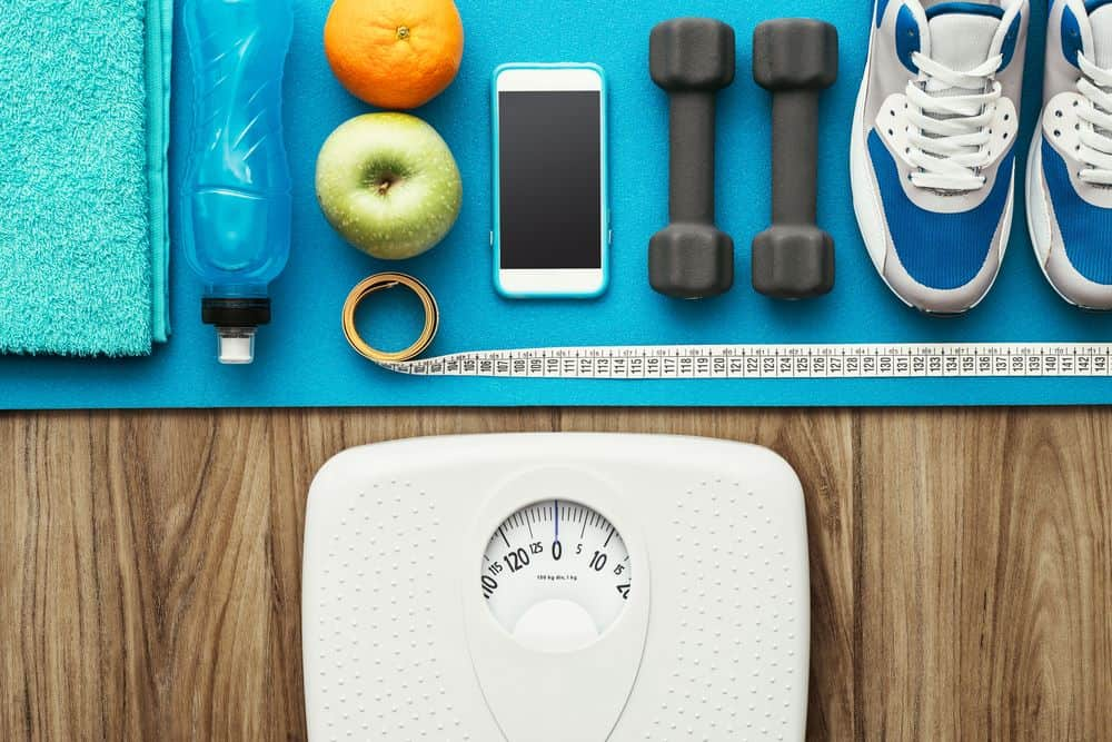 Sports equipment healthy snacks, weight loss - Weight Loss Calculation Tool