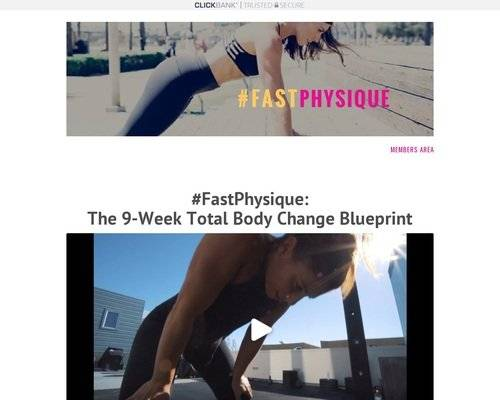 PhysiqueFinishers Info | Fast Physique - Gear Up To Fit