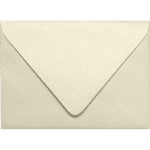 A7 champagne cream metallic euro flap envelopes closed