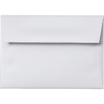 A1 pearl metallic envelopes closed 0086