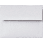 A2 pearl metallic envelopes closed 0083