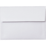 A6 pearl metallic envelopes closed 0096