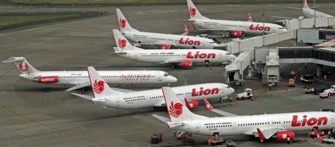 lion air agent