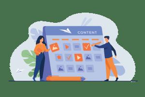 konten sosial media