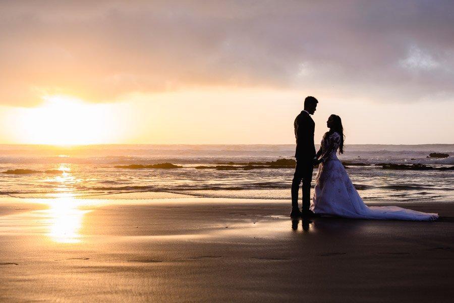 wedding photographer Agadir - beach photoshoot