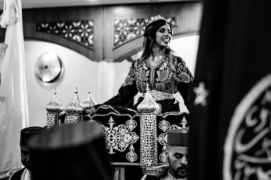 Wedding photography of wedding in Agadir
