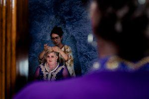 Photography of wedding in Sidi Ifni
