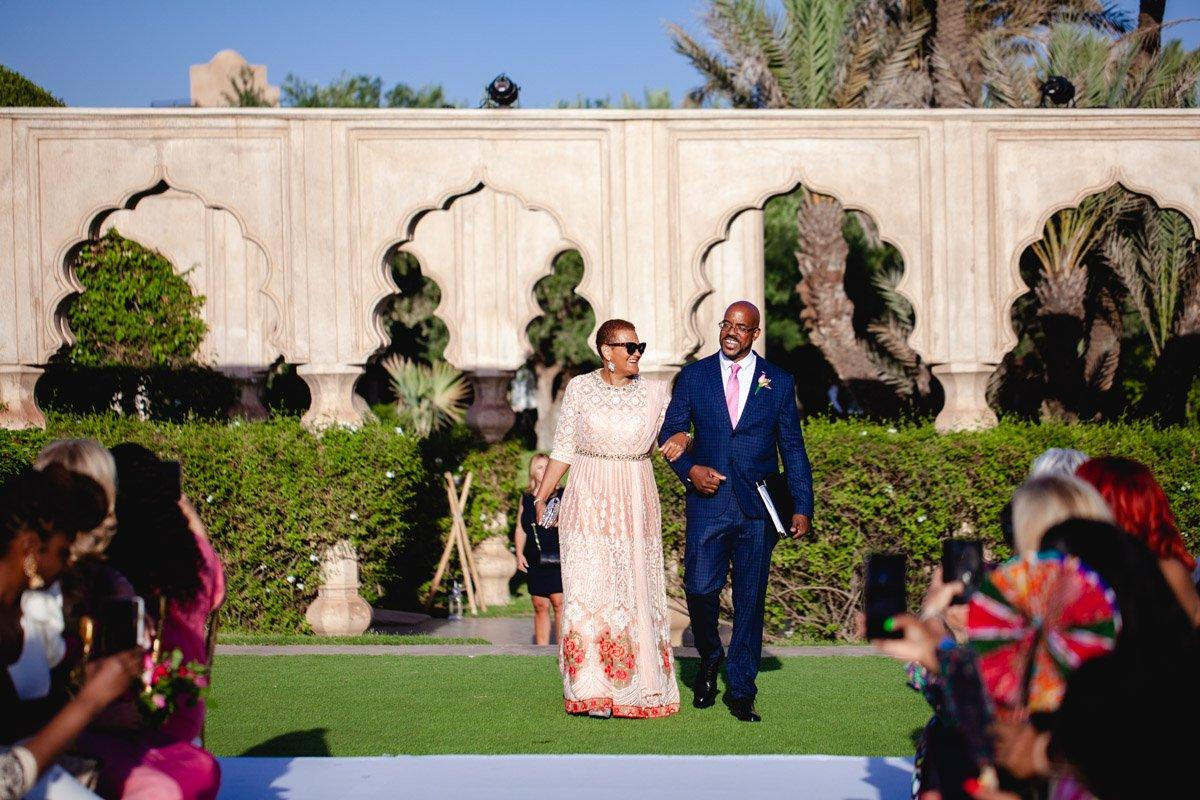 Destination wedding photography at Palais Namaskar Marrakech
