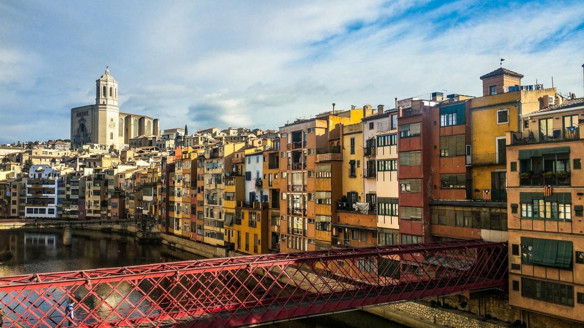 Dove parcheggiare gratuitamente a Girona