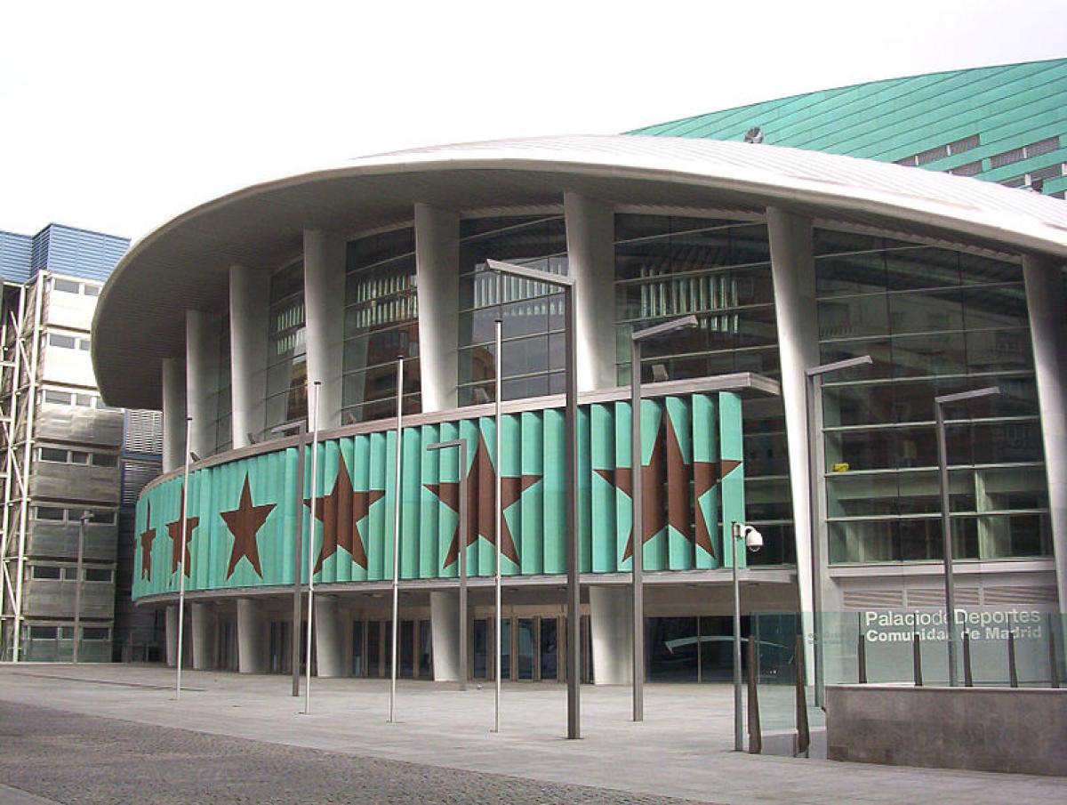 Dónde aparcar en Madrid cerca del Palacio de Deportes