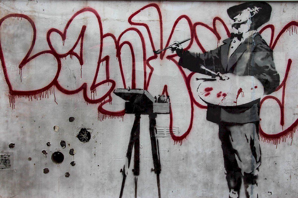 Bansky: La exposición que no puedes perderte