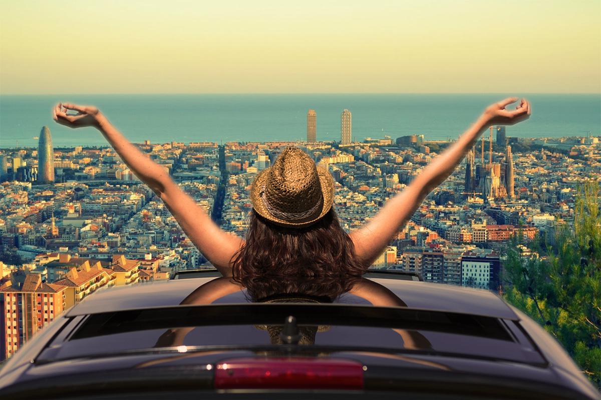 (Verificado 2021) Dónde aparcar gratis en Barcelona