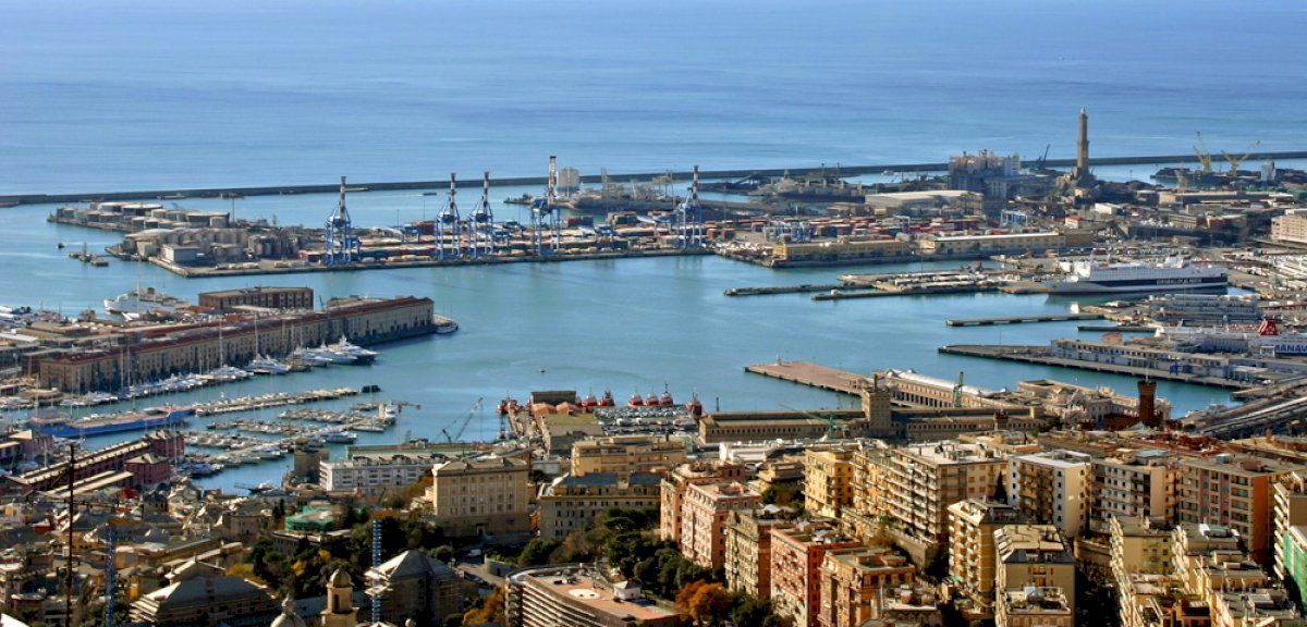 Genoa's ZTL: timetables, maps and permits(updated 2021)