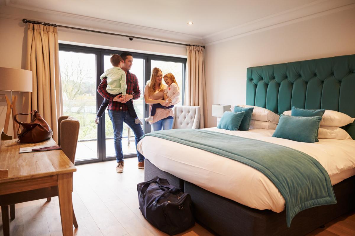 5 Hoteles para familias en el centro de Barcelona