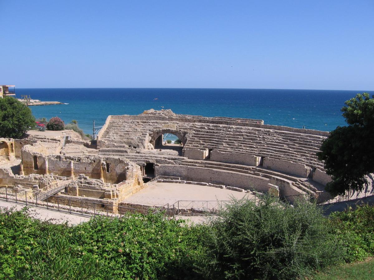 Visita los Juegos Mediterráneos de Tarragona en coche