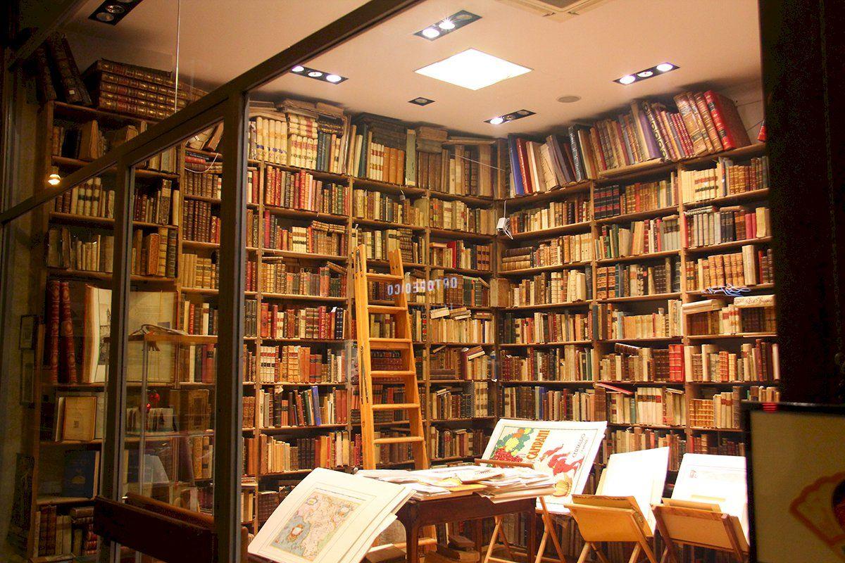 Las librerías más especiales de Barcelona