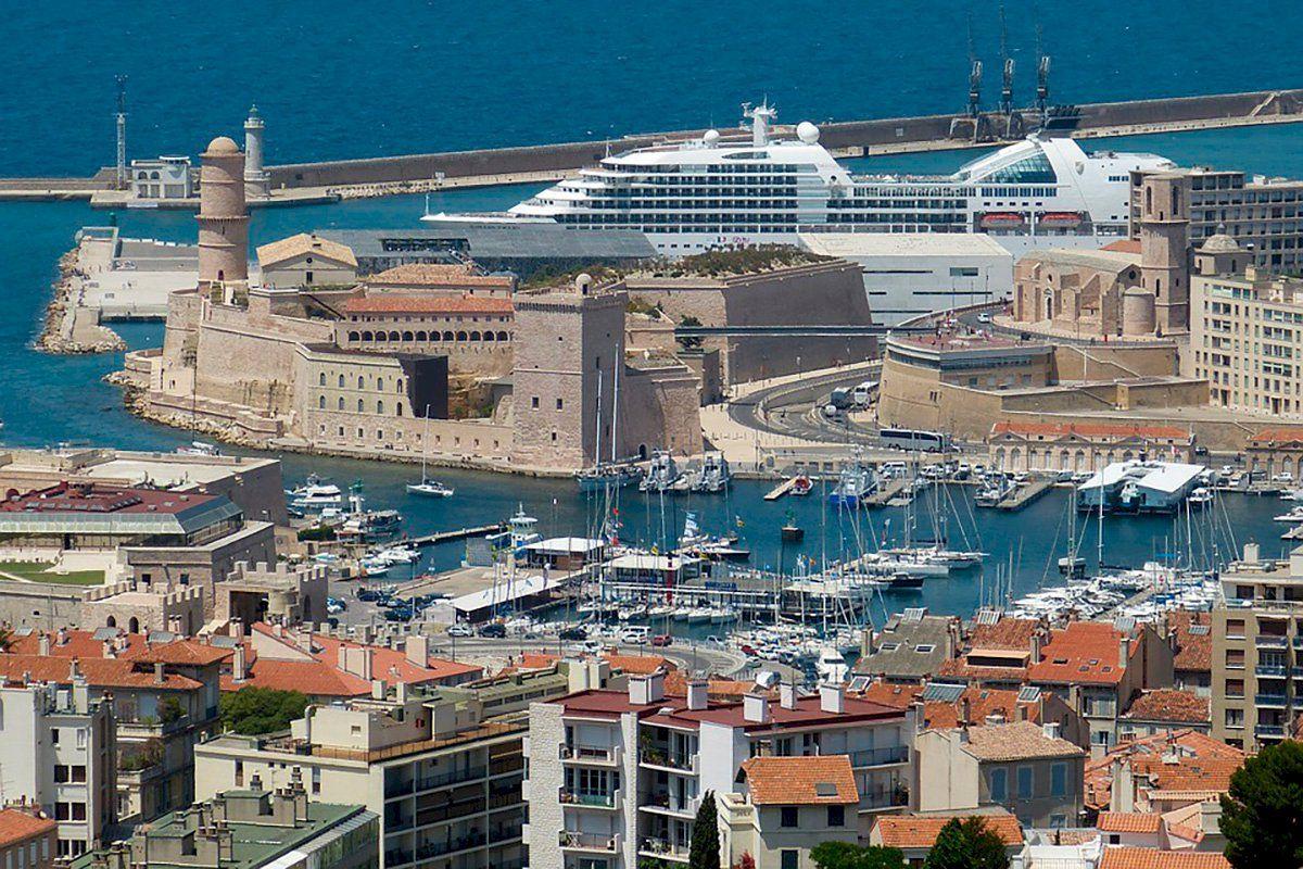 Où se garer à Marseille avant votre voyage en croisière?