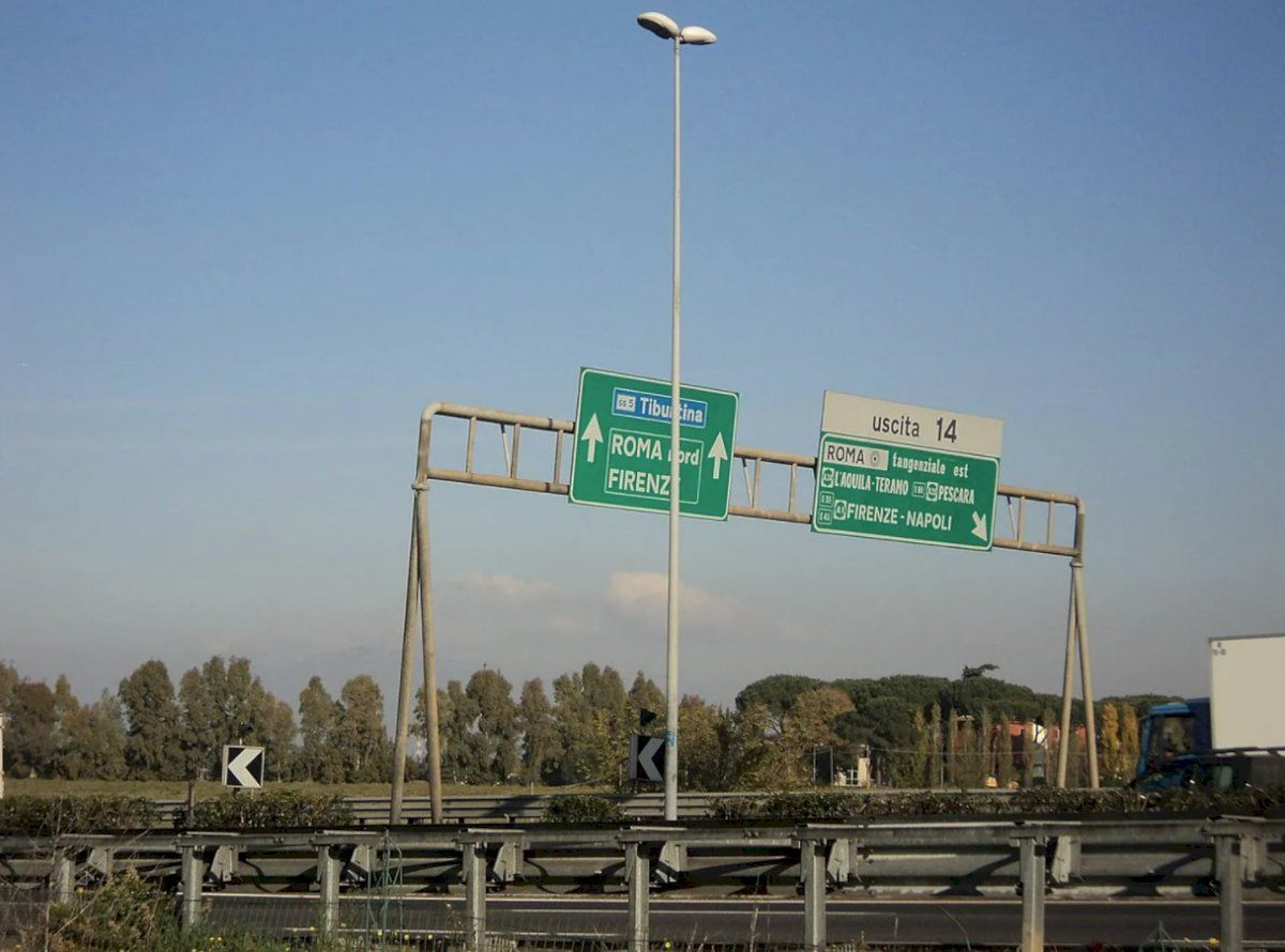 Where to park in Rome if you are coming from the North