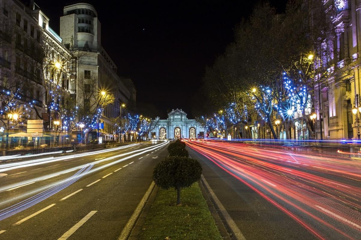 Planes para visitar Madrid en Navidad sin problemas de aparcamiento