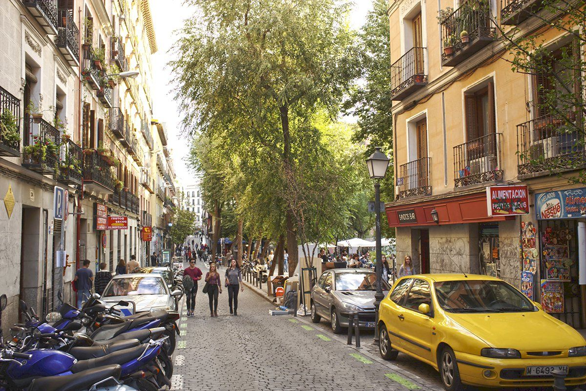 Planes para amantes de la moda en Madrid