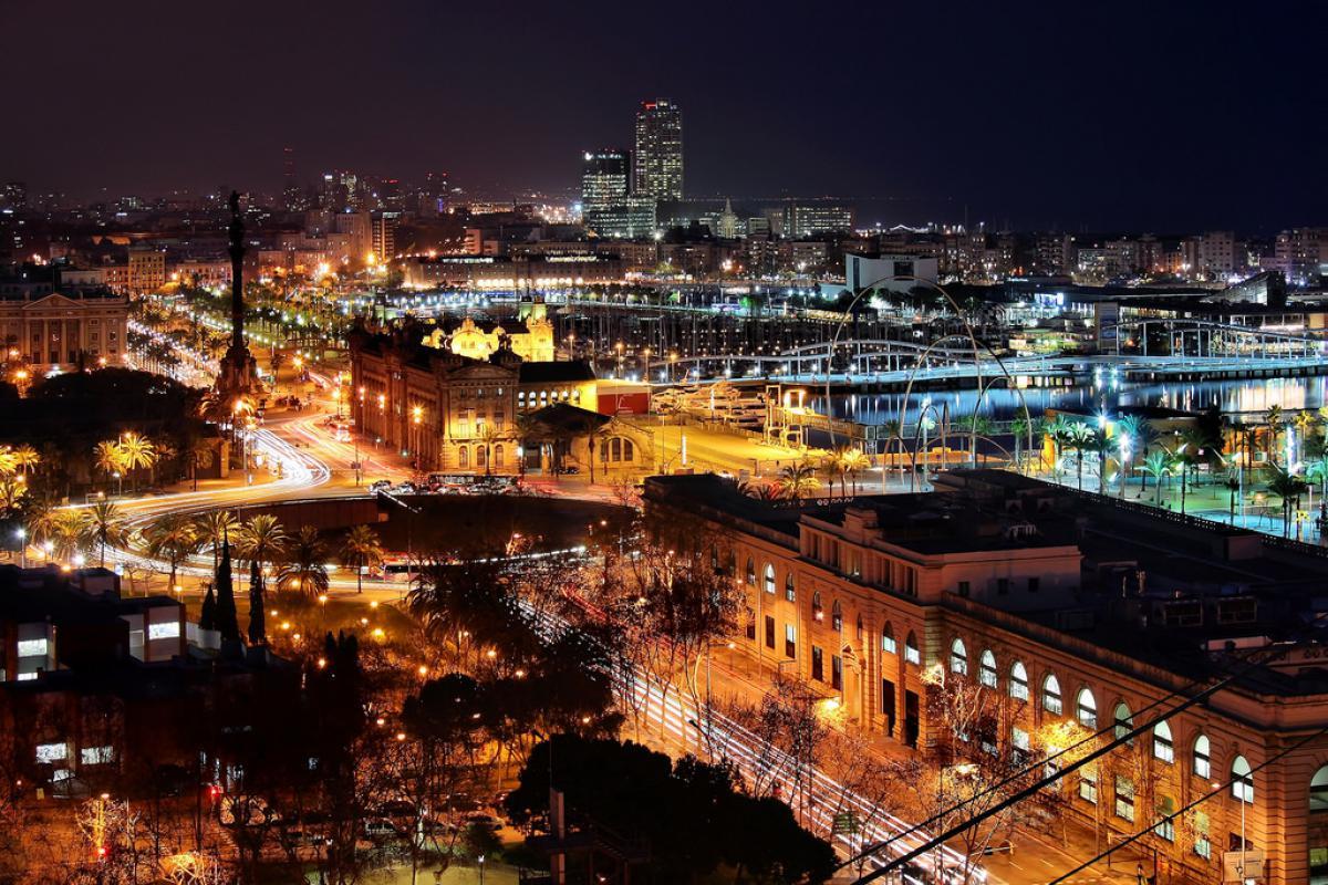 Vita notturna Barcellona
