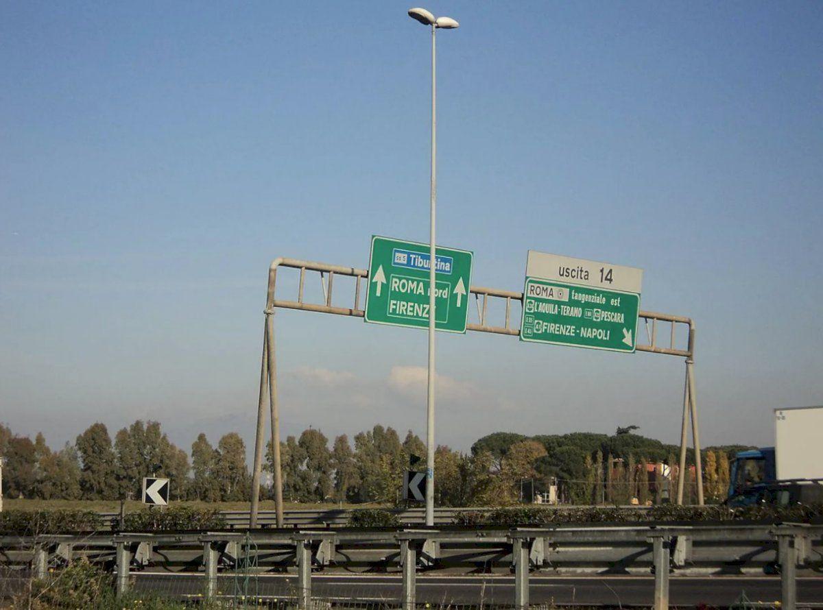 Où se garer à Rome si vous venez du Nord
