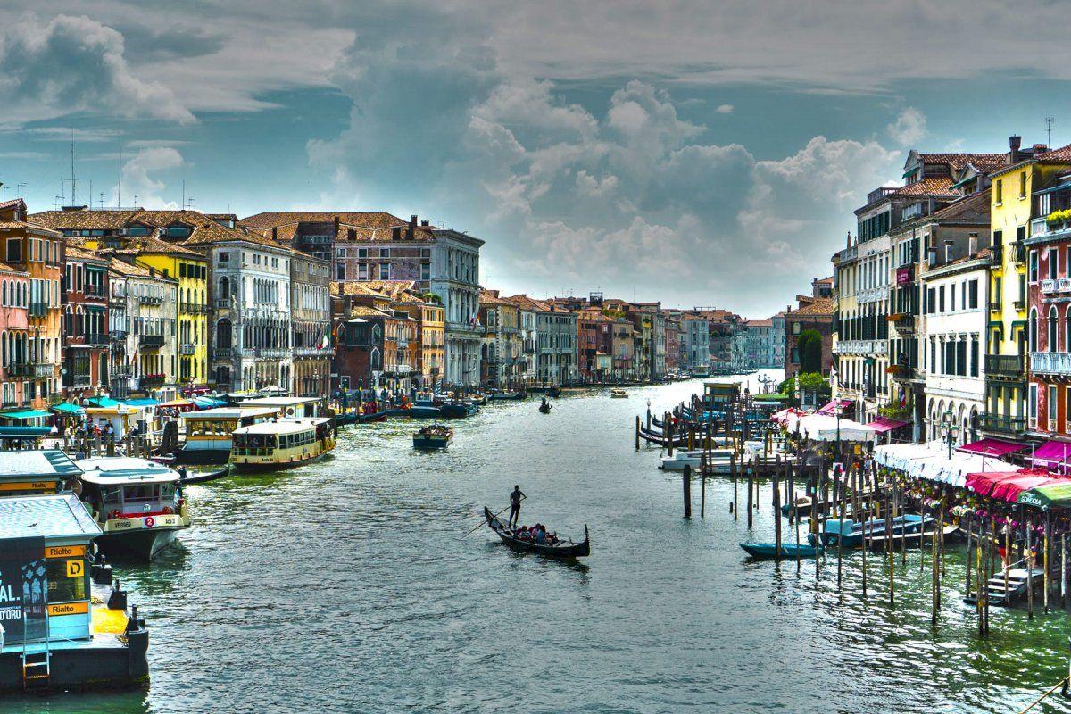 Venecia cobrará entrada a los turistas por visitar la ciudad en 2022