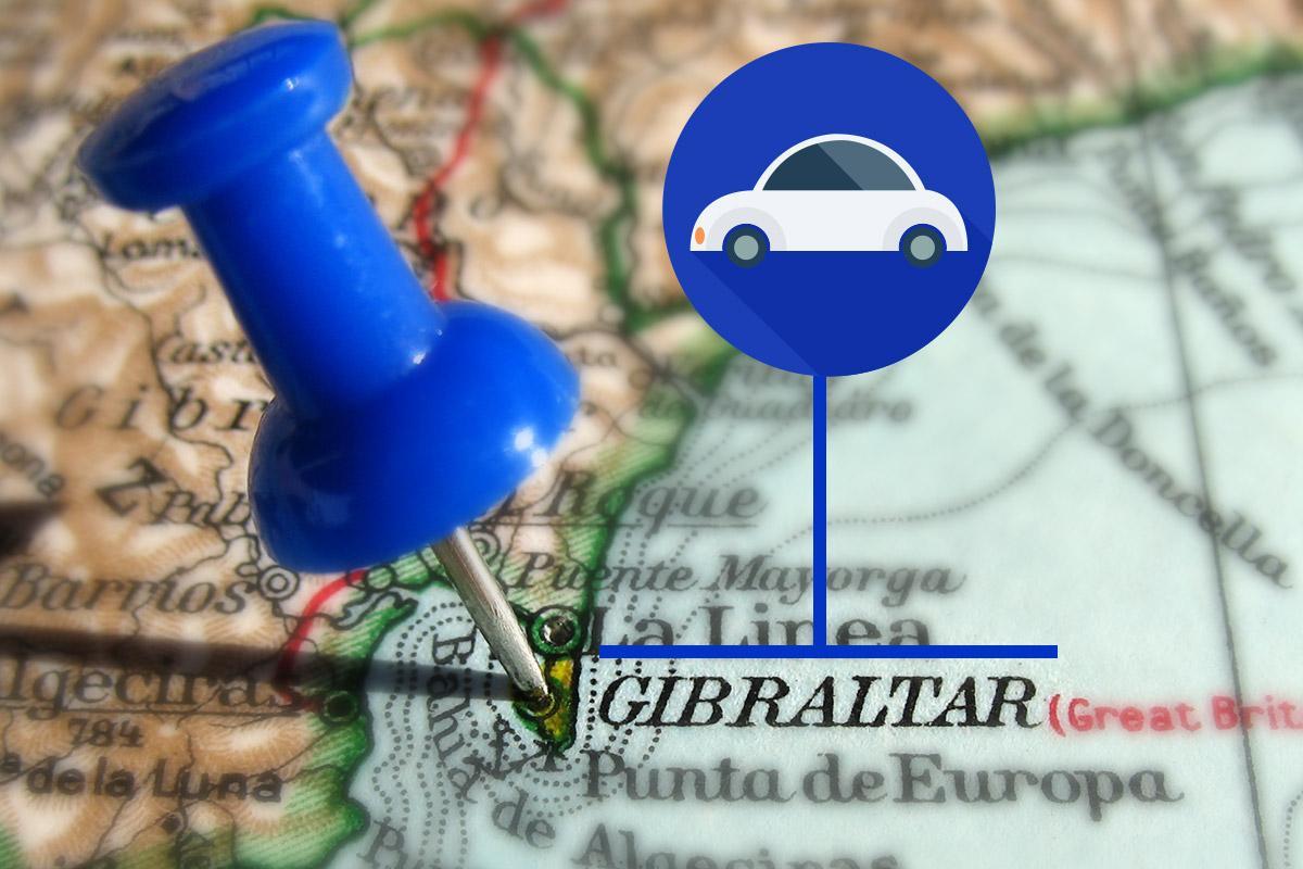 Visitare Gibilterra in auto è possibile, ecco come fare