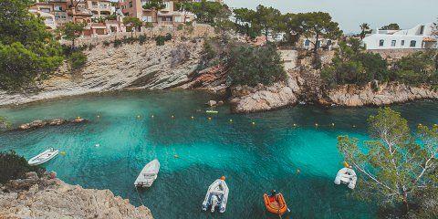 Aeropuertos insulares: Pasa tu verano en las Islas Baleares.