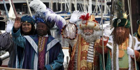 Consejos para disfrutar de la Cabalgata de Reyes de Barcelona