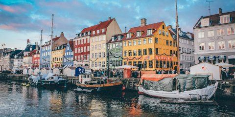 Discover Copenhagen with kids!