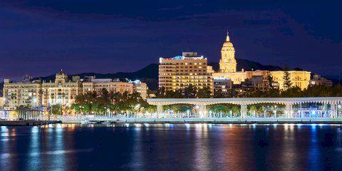 Los lugares a los que debes ir si vas a Málaga