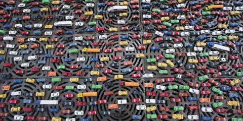 La red de parkings de Parkimeter, facilidades y mayor rendimiento