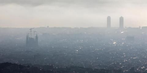 Restricciones permanentes y por Episodios de contaminación en Barcelona