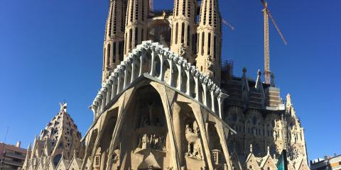 Eventos familiares en Barcelona: ¿cuándo visitar la Sagrada Familia gratis?