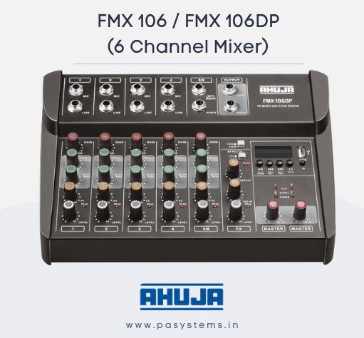FMX 106 & FMX 106DP