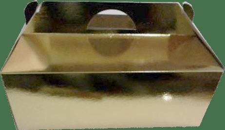 Cutii Tort T35x25  Aurii  La comanda