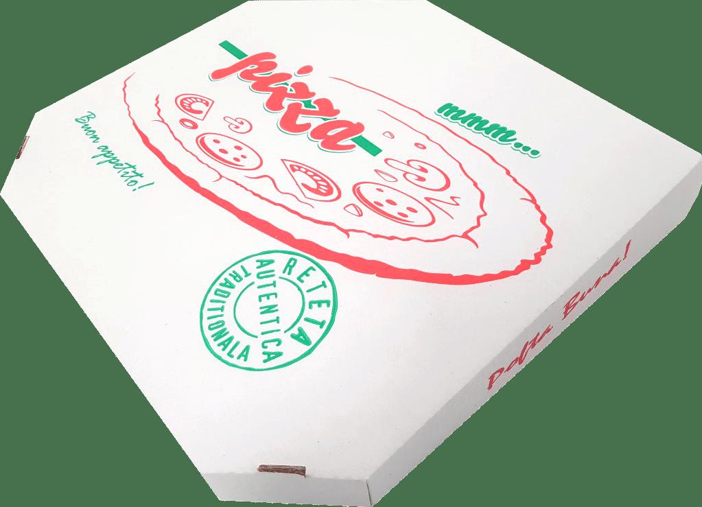 Cutii Pizza D32x32x3.5 Printate General