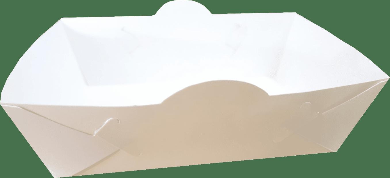 Tavite fast-food Albe (baza mica -10x18 / baza mare 13x22 cm) x 5 cm