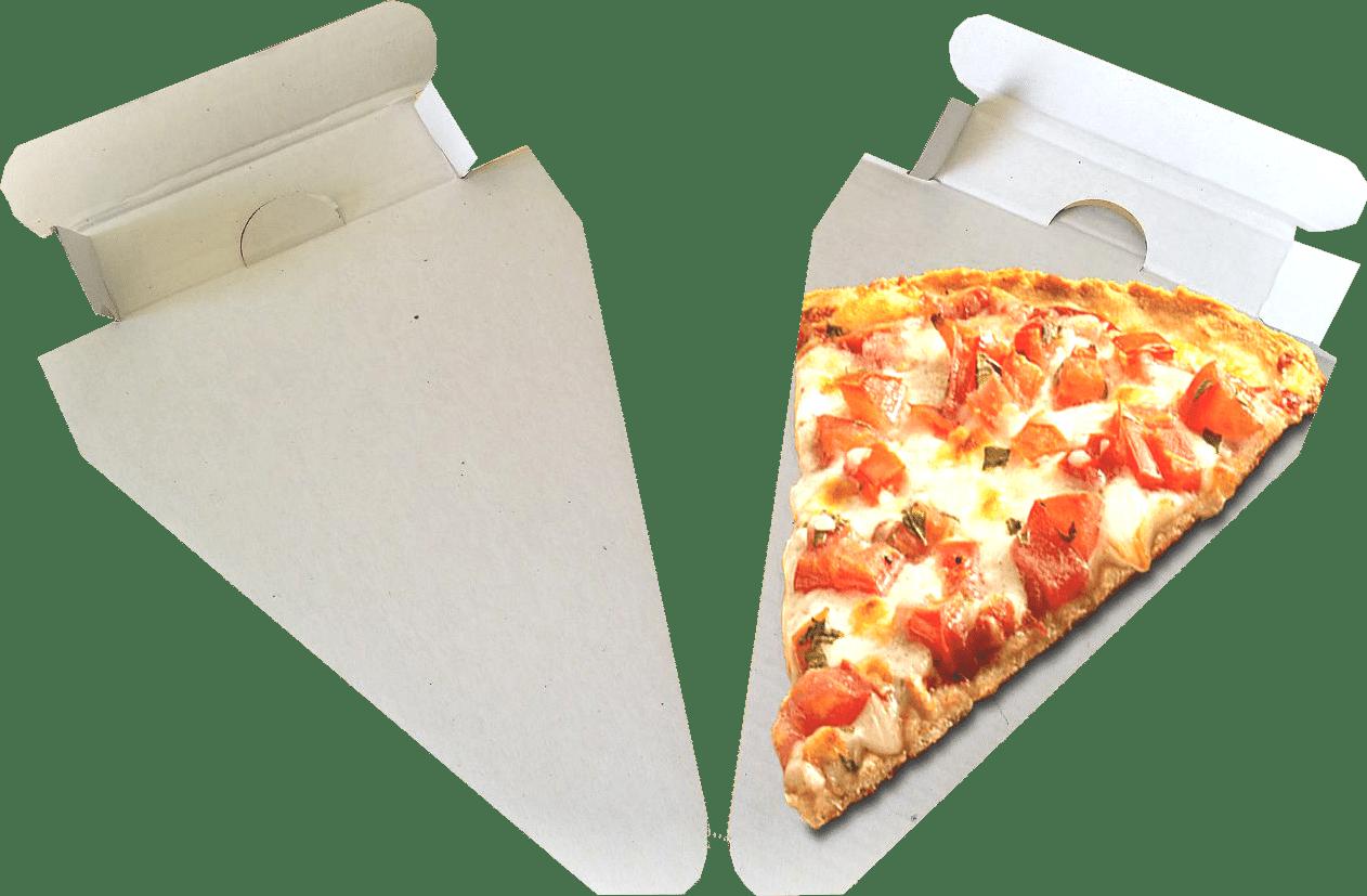 Triunghiuri Pizza D40 - 15x21 cm