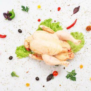 М'ясо домашніх птахів