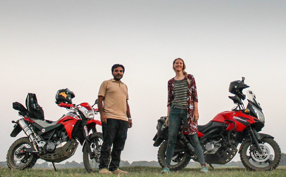 Amsterdam to Bali On A Whim and a V-Strom: Nora's Journey